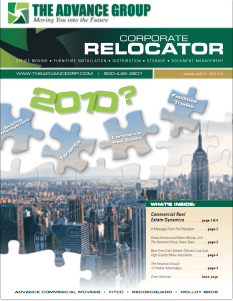 Corporate Relocator 2010