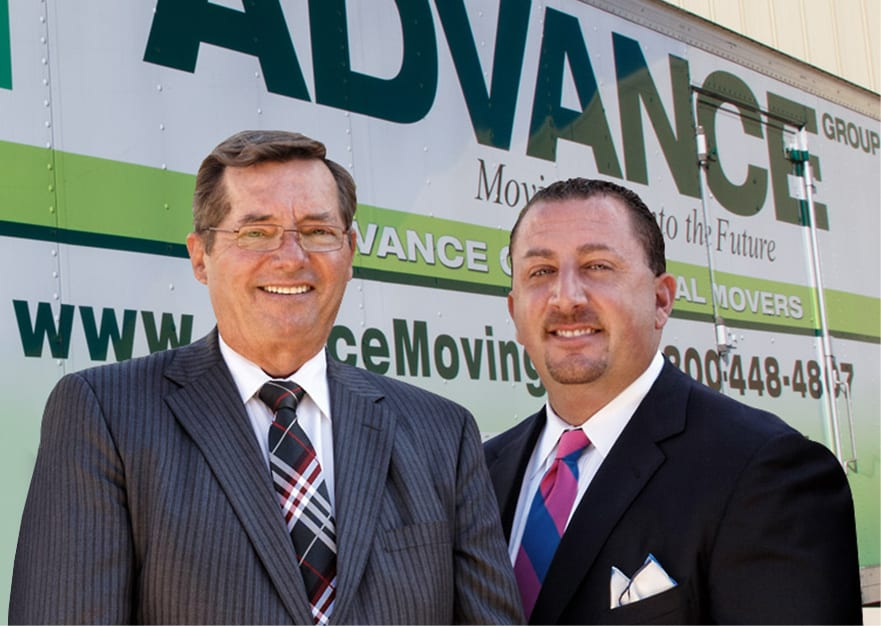 advance moving owners